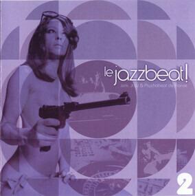 Eddie Warner - Le Jazzbeat! Jerk, Jazz & Psychobeat De France 2