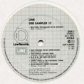 Big Star - Line - Der Sampler 17