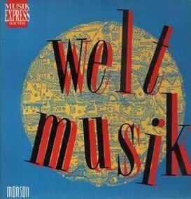 Gerard Hubert - ME/Sounds Präsentiert Weltmusik