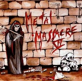 Possessed - Metal Massacre VI