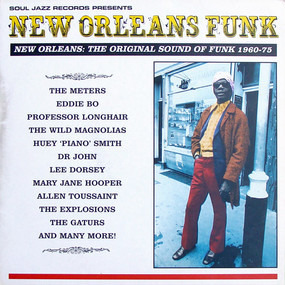 The Meters - New Orleans Funk: The Original Sound Of Funk 1960-75