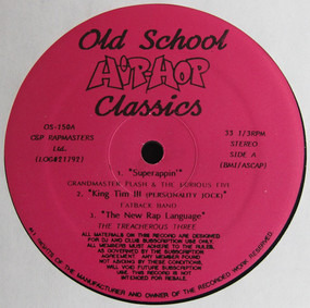 Grandmaster Flash & the Furious Five - Old School Hip-Hop Classics