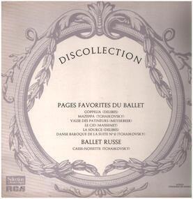 Pyotr Ilyich Tchaikovsky - Pages favorites du ballet