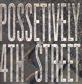 The Peech Boys - Possetively 4th Street
