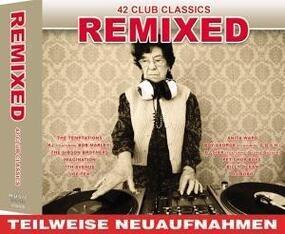 Anita Ward - Remixed - 42 Club Classics