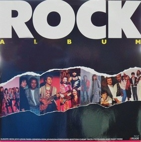 Europe - Rock Album
