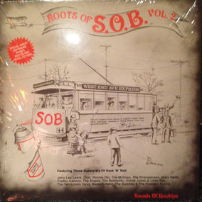 Jerry Lee Lewis - Roots Of S.O.B. Vol 2