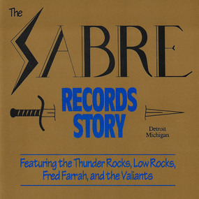 THUNDER ROCKS - Sabre Records Story