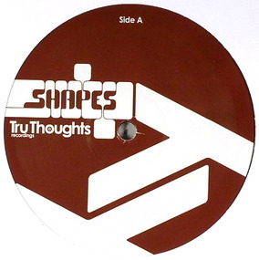Various Artists - Shapes EP: Z