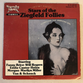Fanny Brice - Stars Of The Ziegfeld Follies