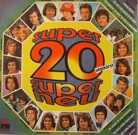 Udo Jürgens - Super 20 - Super Neu