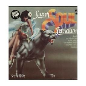 Barry White - Super Soul Sensation