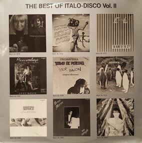 Tullio De Piscopo - The Best Of Italo Disco Vol. 2
