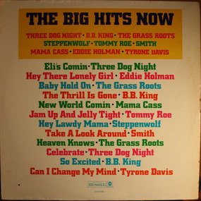 Various Artists - The Big Hits Now