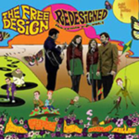 VARIOUS - THE FREE DESIGN - Redesigned Remix Vol.1