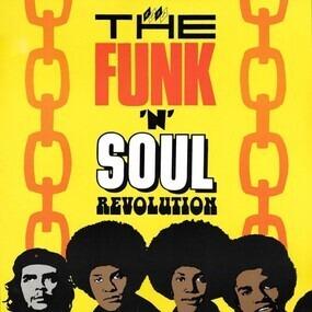 Alvin Cash - The Funk 'N' Soul Revolution
