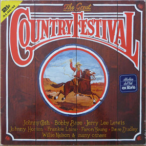 Johnny Cash - The Great Country Festival