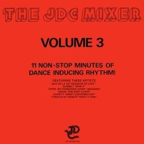 Various Artists - The JDC Mixer Volume 3