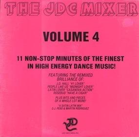 J.D. Hall - The JDC Mixer Volume 4