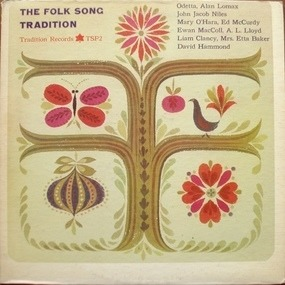Odetta - The Folk Song Tradition