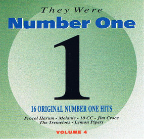 Procol Harum - They Were Number One - Volume 4