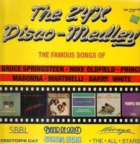 Madonna - The ZYX Disco-Medley