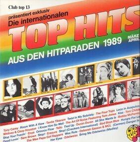 Enya - Top Hits Aus Den Hitparaden - März/April 1989