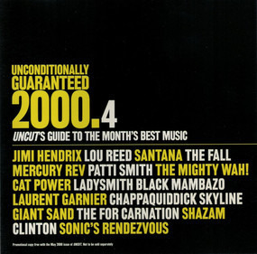 Cat Power - Unconditionally Guaranteed 2000.4 (Uncut's Guide To The Month's Best Music)