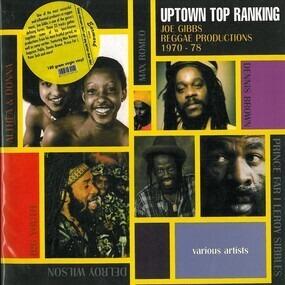 Peter Tosh - Uptown Top Ranking - Joe Gibbs Reggae Productions 1970-78