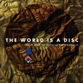 Okuta Percussion - The world is a disc