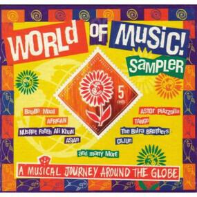 Baaba Maal - World Of Music Sampler
