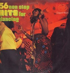 Various Artists - 56 Non Stop Hits For Dancing
