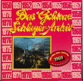Udo Jürgens - Das Goldene Schlager-Archiv - Die Hits Des Jahres 1969