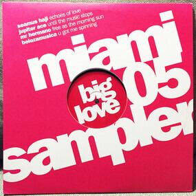 seamus haji - Miami 05 Sampler
