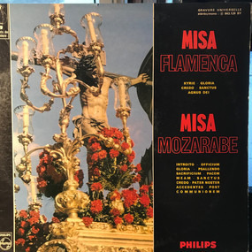 Various Artists - Misa Flamenca · Misa Mozárabe