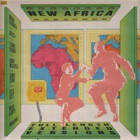 Manu Dibango - New Africa