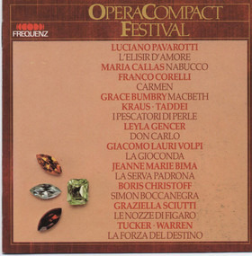 Gaetano Donizetti - Opera Compact Festival