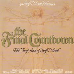 Europe - The Final Countdown - The Very Best Of Soft Metal