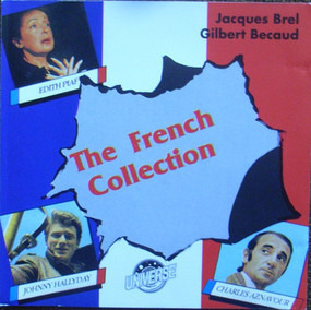 Jacques Brel - The French Collection