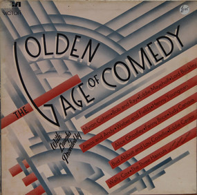 Fanny Brice - The Golden Age Of Comedy