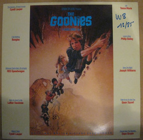 Cyndi Lauper - The Goonies - Original Motion Picture Soundtrack