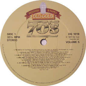 Barry White - The Old Gold Collection - 70's, Volume 5