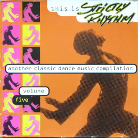 Barbara Tucker - This Is Strictly Rhythm - Volume Five