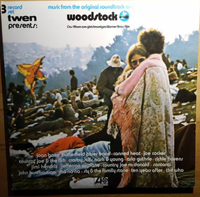 Jefferson Airplane - Woodstock - Music From The Original Soundtrack And More