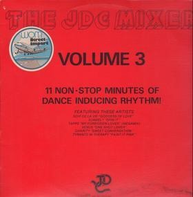 The Cleaners From Venus - the JDC Mixer Volume 3