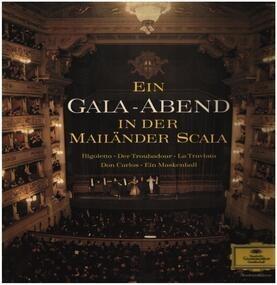 Giuseppe Verdi - Ein Gala-Abend in der Mailänder Scala