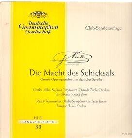 Giuseppe Verdi - Die Macht des Schicksals (Querschnitt, dt.)