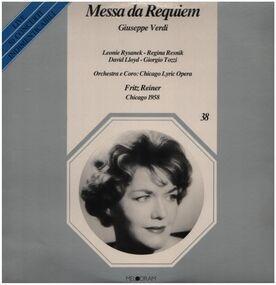 Giuseppe Verdi - Messa de Requiem - Chicago 1958