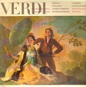 Giuseppe Verdi - Ouvertüren und Chöre - Ouvertures et Choeurs