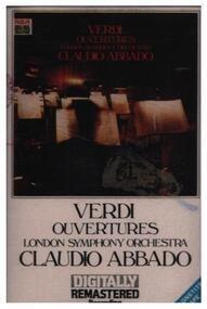 Giuseppe Verdi - Ouvertures